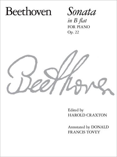 Piano Sonata in B flat, Op. 22