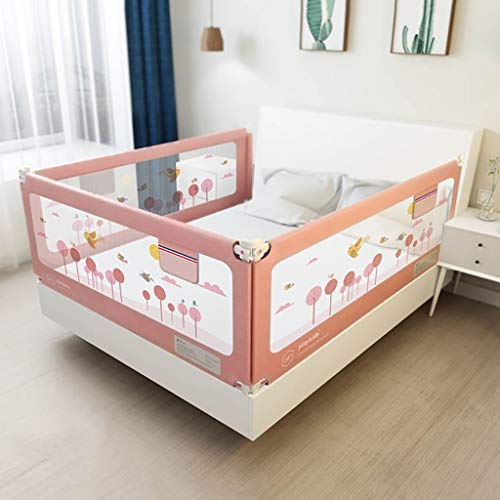 Best Prices! Bed Rail for Toddlers Bed Rails Vertical Lifting Bed Protection Guard, Anti-Fall Bed Gu...