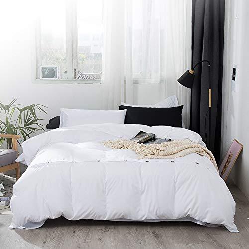 huyiming bedlinings Gebruikt voor Effen kleur vierdelige set 1,5 m 1.8m knop