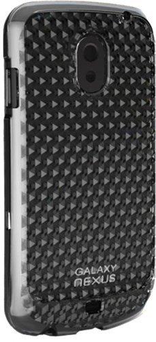 Samsung Original TPU-Kunststoff Rückabdeckung für Galaxy Nexus I9250 transparent