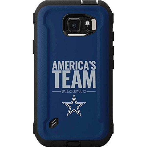 Dallas Cowboys OtterBox Defender Galaxy S6 Active Skin - Dallas Cowboys  Team Motto  4fbedaddf