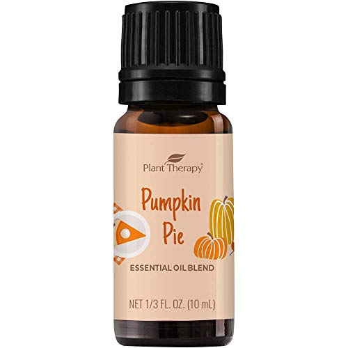 Plant Therapy Pumpkin Pie Fall Blend 10 mL (1/3 oz) 100% Pure, Undiluted, Therapeutic Grade