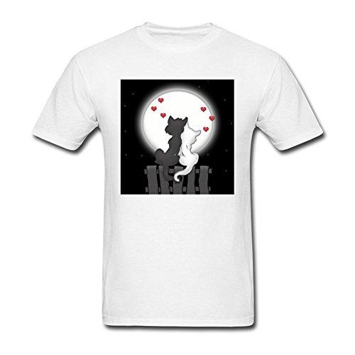 yonghui77Hombres de Buena de noche, mi amor. Camiseta de manga corta T