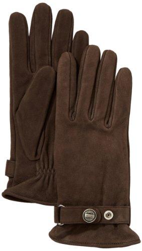 Roeckl Unisex - Erwachsene Handschuh Klassiker Nubukleder 13013-610, Braun (790), 8.5 (Herstellergröße: 8.5)