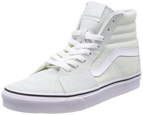 Vans Damen Sk8-hi Hohe Sneaker, Grün (Blue Flower/True White Q6l), 36.5 EU
