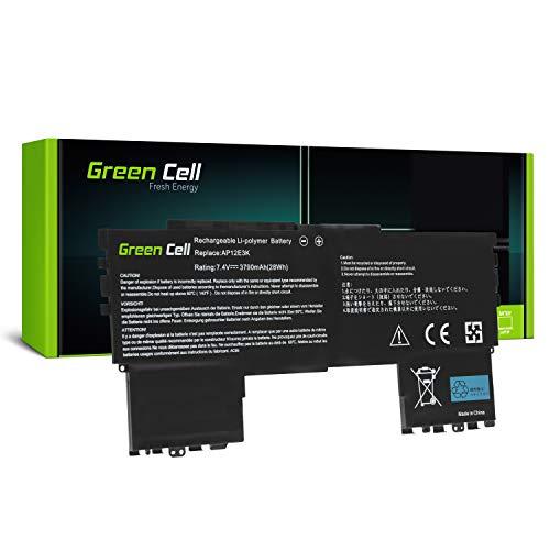 Green Cell® AP12E3K Batteria per Portatile Acer Aspire S7-191 (3790mAh 7.4V)