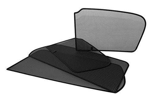 Fahrzeugspezifische Sonnenschutz Blenden Komplett-Set AZ17002909