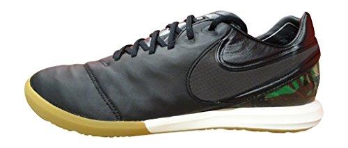 Nike Tiempox Proximo SE IC, Botas de fútbol Hombre, Negro (Black/Black-Pine Green-Earth), 45