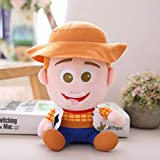 LYH2019 Pixar Movie Toy Story 4 Anime Forky Bunny Woody Alien Buzz Lightyear Rex Jessie Stuffed Doll...