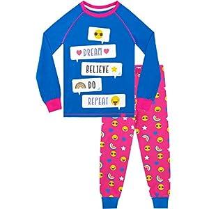 Harry Bear Pijamas para niñas Cháchara Ajuste Ceñido