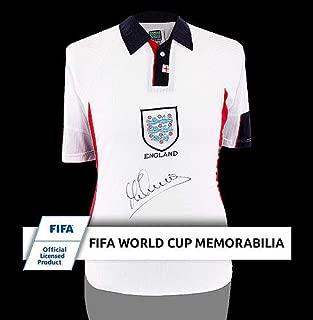 england 1998 world cup shirt
