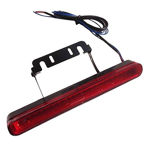 HEHEMM 20 LED Bremslicht Rücklicht Universal Auto Stop Notfall Blitz Strobe Warnlicht Nebelscheinwerfer 3rd Zusatzbremslicht Backup Stop Light 12V