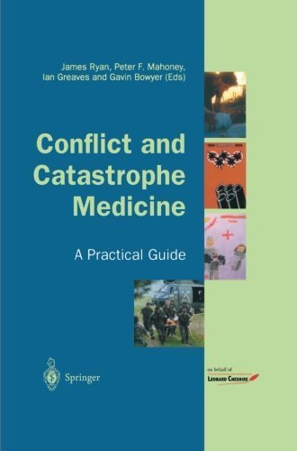 41AzfF5AwjL - Conflict and Catastrophe Medicine: A Practical Guide