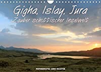 Gigha, Islay, Jura - Zauber schottischer Inselwelt (Wandkalender 2022 DIN A4 quer): Zauberhafte Impressionen von den Inneren Hebriden (Monatskalender, 14 Seiten )