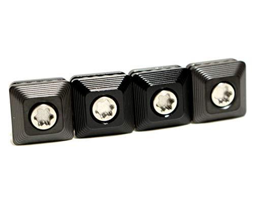 テーラーメイド M5 ドライバー用ウェイト スライドウェイト交換部品 4g 7g 8g 11g 4個セット