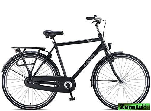 Hooptec Herrenrad Altec Trend 28 Zoll schwarz 52 cm