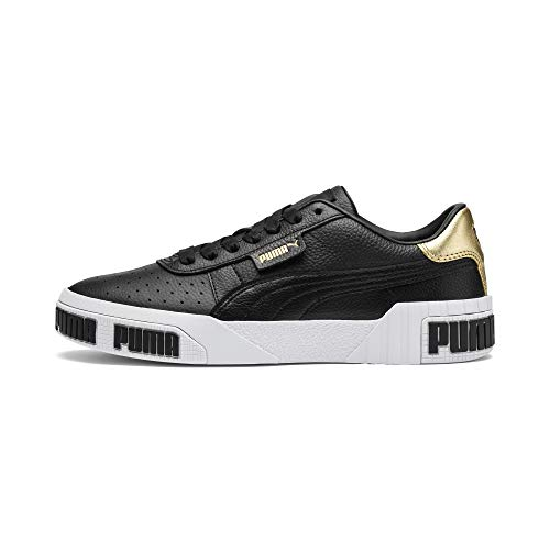 Sneakers Donna PUMA Cali Bold Metallic 371207.02 (40.5 - Black Gold)