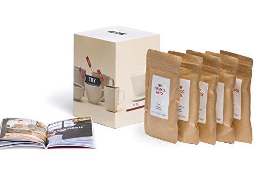 TRY Kaffee Geschenkset - bekannt aus