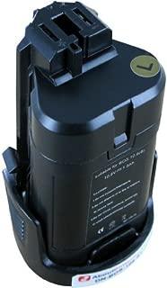Battery for BOSCH PMF 10.8 LI, 10.8V, 1500mAh, Li-Ion