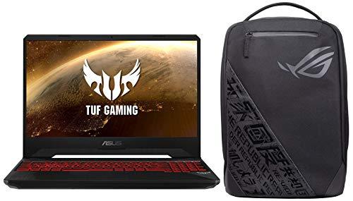 ASUS TUF Gaming FX505DY-BQ024T 15.6-inch FHD Laptop (AMD Ryzen 5-3550H/8GB RAM/512GB NVMe SSD/Windows 10/Radeon RX 560X 4GB Graphics/2.20 Kg), Black Plastic