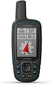 Garmin GPSMAP 64xHandheld GPS, Preloaded With TopoActive Maps
