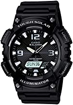Casio AQS810W-1AVCF Men's AQ-S810W-1AV Solar Sport Combination Watch