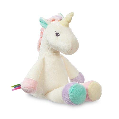 Aurora World Lil' Sparkle Baby Unicornio de peluche, 14 pulgadas
