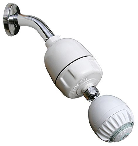 Rainshow'r - CQ 1000 MS Shower Filter with Massaging Shower Head 6-9 Months