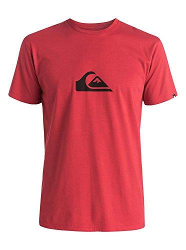 Quiksilver Tanksunchaser J Tees Btc0 T-Shirt sans Manches pour Homme XL Rouge (American Beauty)
