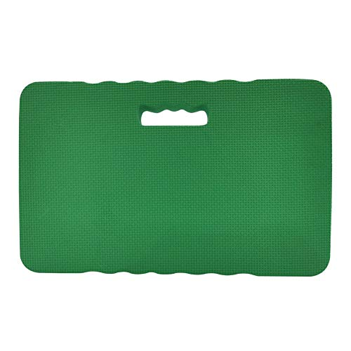 Naiyafly EVA Garden Thick Kneeling Pad Rodilla Pad Reparación Pad Baño Antiskid Pad para Ejercicio y Yoga(45x28x4cm,