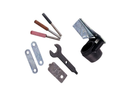 Dremel 1453 Chainsaw Sharpening Kit, Accessory Set with 1x Sharpening Angle Guide Attachment, 1x...