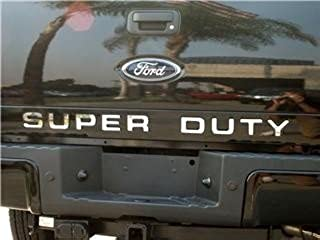 Best super duty chrome letters tailgate Reviews