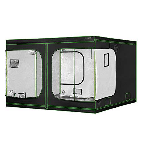VIVOSUN Mylar Hydroponic Grow Tent LARGE