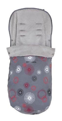 Maclaren ADN12032 Fashion Fußsack, Spiro