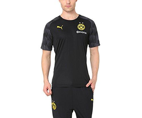 Puma Borussia Dortmund Trainingsshirt Herren S - 44/46