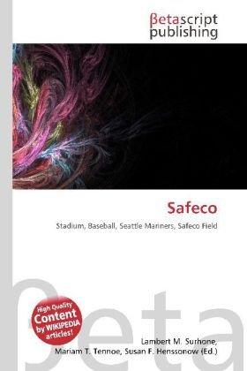 Safeco: Stadium, Baseball, Seattle Mariners, Safeco Field