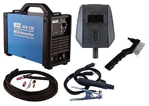 GÜDE Inverter Schweißgerät GIS 130 WIG inkl. Schweißplatzausrüstung von LATU-SERVICE