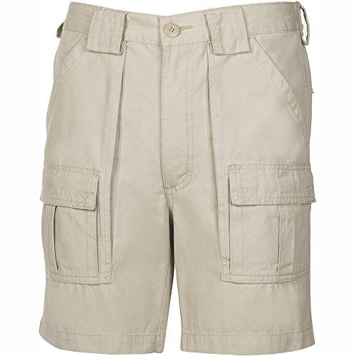 Weekender® 6 Pocket Capitola Shorts STONE 38W