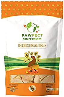 Pawfect Treats Delicious Papaya Treats - Natural Fruit Freeze Dried Dog Treats