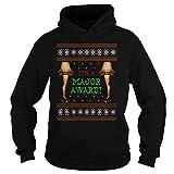 PATACO Christmas Story Leg Lamp tees - Ugly Christmas Sweater T-Shirt