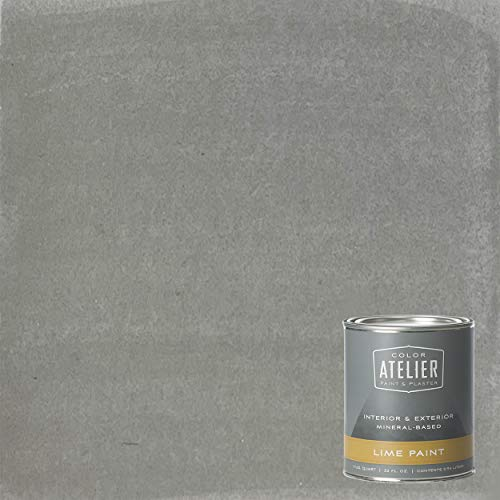 Color Atelier Lime Paint (Quart, Grey Suede)