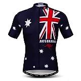 Cycling Jersey Men Short Sleeve Bike Shirt Breathable...