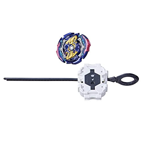BEYBLADE Burst Pro Series Judgement Joker Spinning Top Starter Pack -- Attack Type Battling Game Top with Launcher Toy