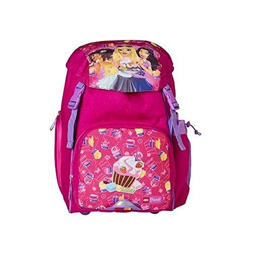 LEGO. Rucksack Friends Outdoor Cupcake-Pink Pink Mädchen Girl