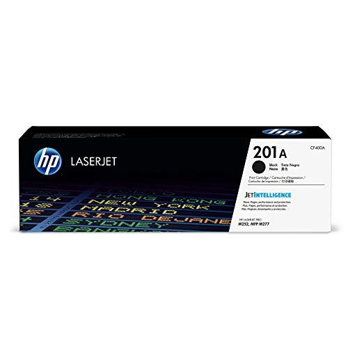 HP LaserJet Pro MFP M274n (M6D61A) kleurenlaser multifunctionele printer wit + HP 201X toner (zwart)