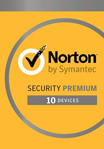 Norton Security Premium 2020 - 10 Geräte und 25 GB Backup 1 Jahr