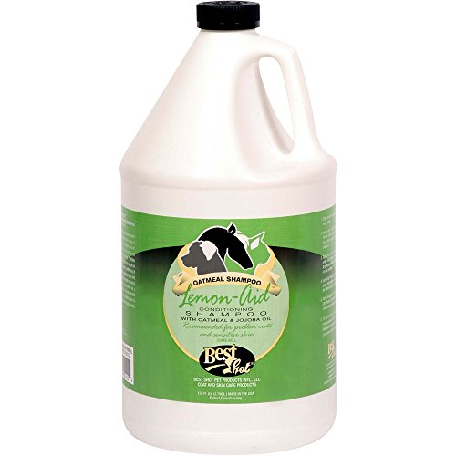 Best Shot Lemon-Aid Pet Shampoo 1 Gallon