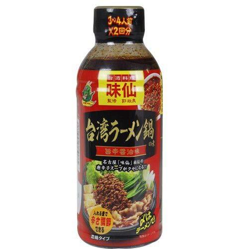 味仙 名古屋名物 台湾ラーメン鍋の素 濃縮タイプ