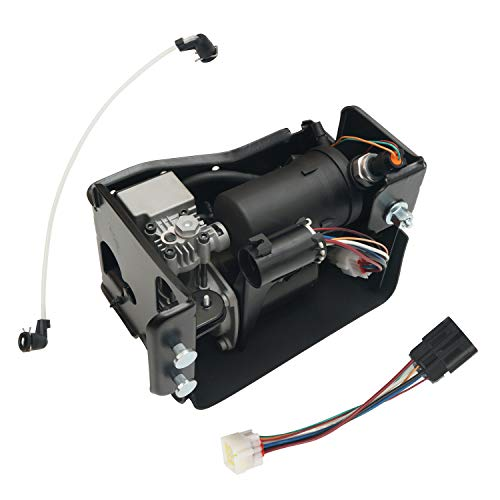 Air Ride Suspension Compressor Pump 15254590 For Escalade Avalanche Suburban Tahoe Yukon 949-000 19299545