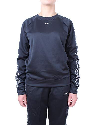 Nike Damen Sportswear Rundhalsshirt Schwarz M